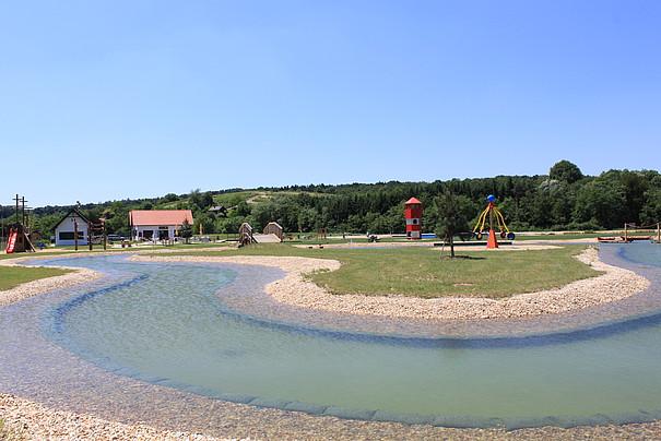 Badeteich Moschendorf