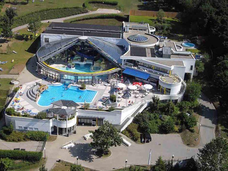 Hütteldorf Luftbild