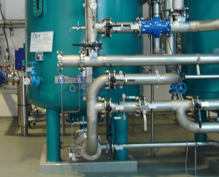 Uranentfernungsanlage Retz