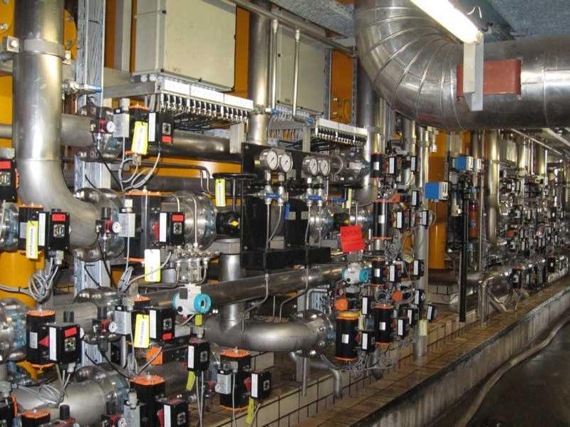 Kondensatreinigung VOEST Linz
