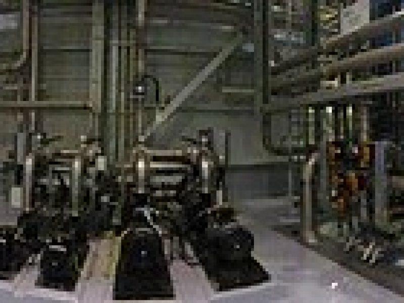 Kesselspeisezusatzwasser GuD Kraftwerk Sulaymaniyah